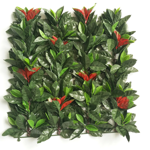 New products home garden succulent uv artificial plant wall for decor