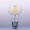 high power 8w bulb dimmable range 5%-100%, 800lm, CRI>80, 3 years warranty led a60 a19/e27 8w led bulb