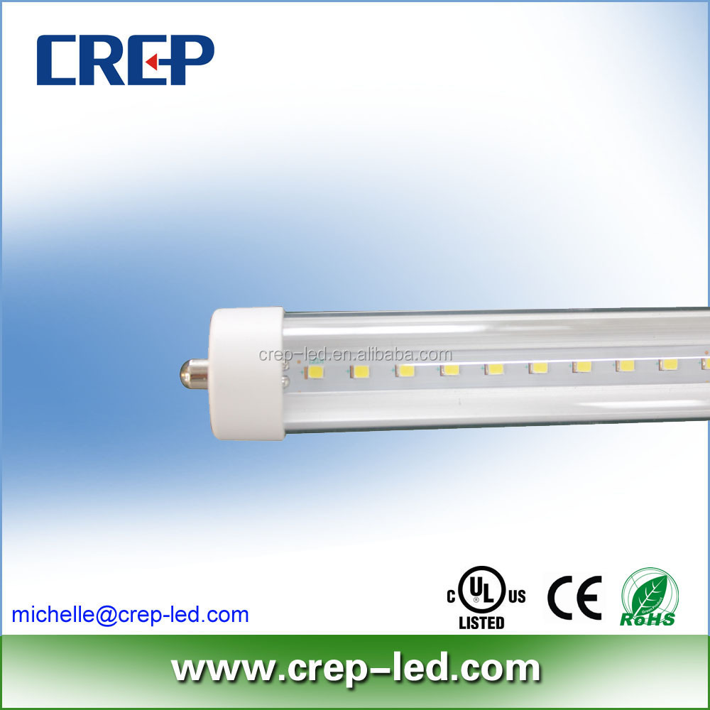 8ft Single Pin Led Tube Light T12 Led Tube Replacement With 38w ...