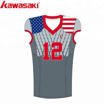 american football jersey designer sublimation american football jerseys