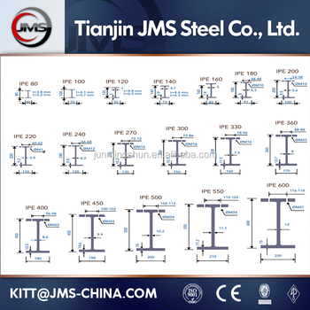 Low Cost H Shaped Steel Beam Used In Structure Warehouse Machine Manufacturers