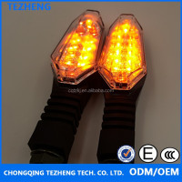 motorcycle led turn signal lights for off road and electric bike