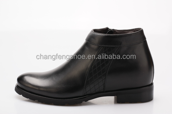 shoes neck high leather for from men export popular Most Changfeng Guangzhou 7IaSqq