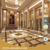 Dark emperador spanish coffee brown marble tile for hall