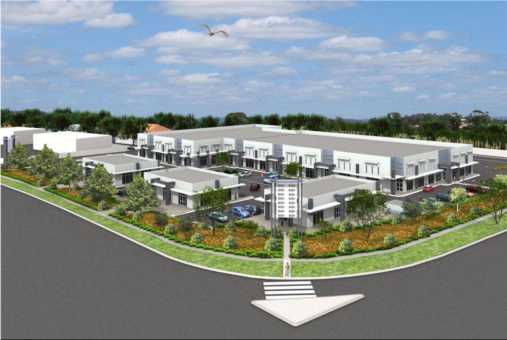 Center commercial conception conception architecturale id for Conception architecturale definition