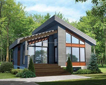 prefab villa luxury prefab light steel villa /prefabricated houses /prefab house building