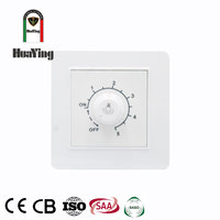 Rotary lamp modern dimmer switch light wall dimmer switch