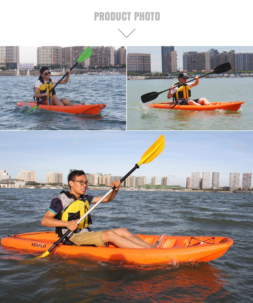 Mini kayak sit on top fishing kayak buy fishing kayak for Best canoe for fishing