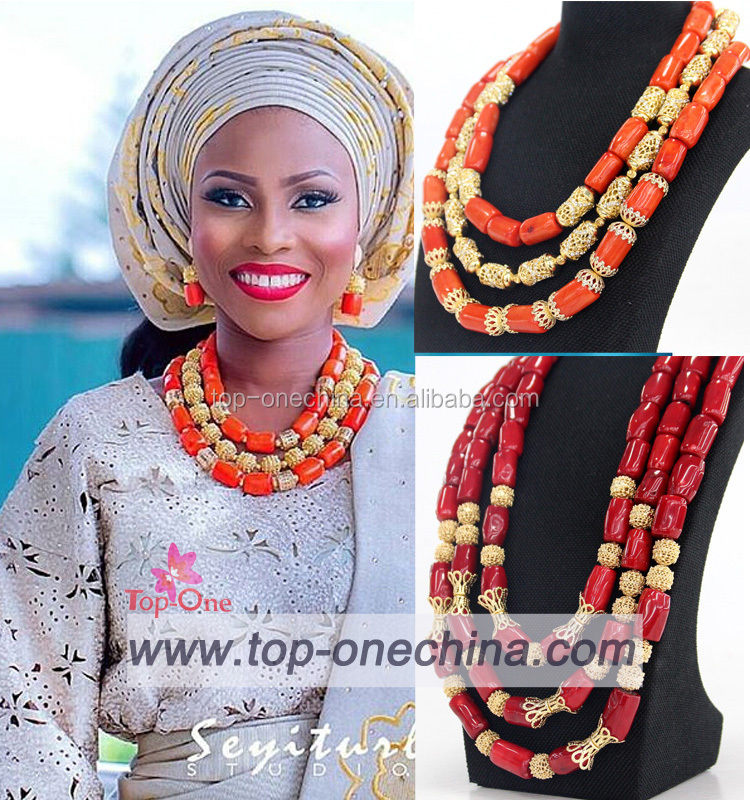 China Suppliers African Wedding Beads /african Coral Wedding Beads ...