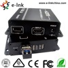1080P HDMI KVM Fiber Optic Extender with Keyboard/Mouse USB Port