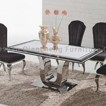 Luxus Moderne Edelstahl Konsolentisch Mit Spiegel Buy Konsole Mirrored Console Table Konsolentisch Mit Spiegel Product On Alibaba Com