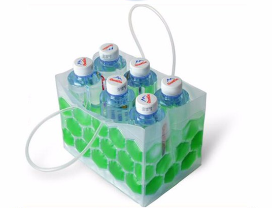 1.5L 6 bottle wine cooler air bag bulk buy from china