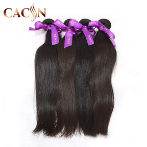 Raw temple indian human hair bundles,human bulk braiding cuticle aligned one donor hair