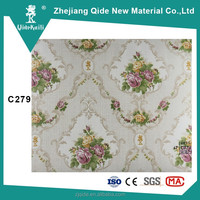 Outdoor wood plastic decorative wall covering panels