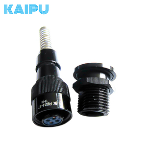 Excellent quality waterproof cable ip68 straight connector pins