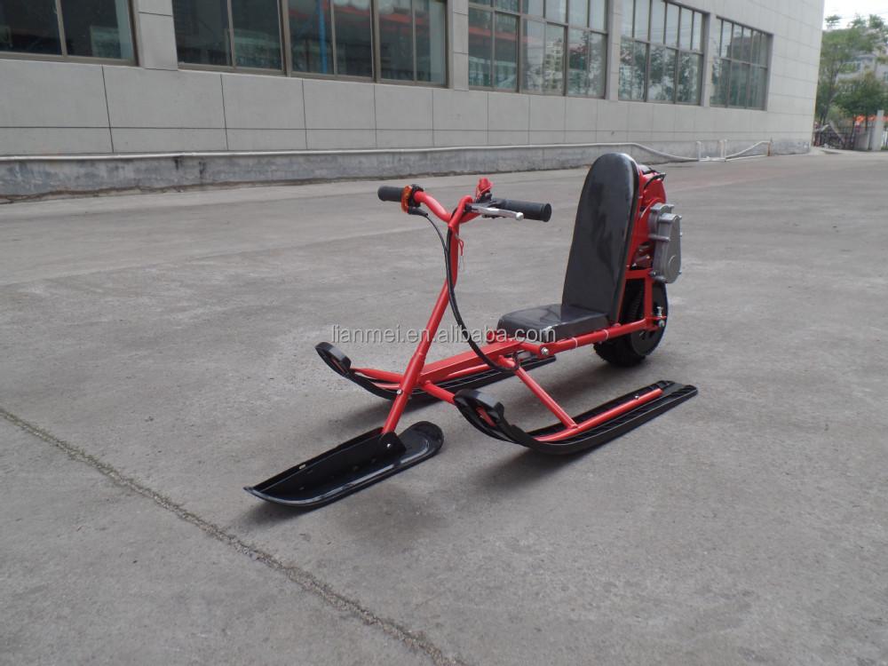 Ski-Doo Mini Z - Snowmobile.com