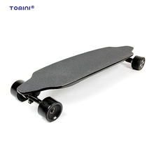 Newest design fast four wheels mellow electric motor skateboard