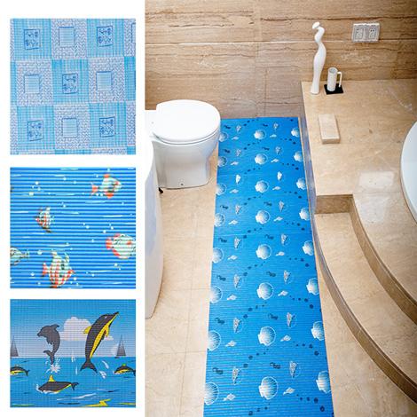 pvc anti escorregamento tapete banheiro antiderrapante. Black Bedroom Furniture Sets. Home Design Ideas