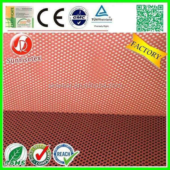 Hot sale comfortable washable micro mesh fabric factory