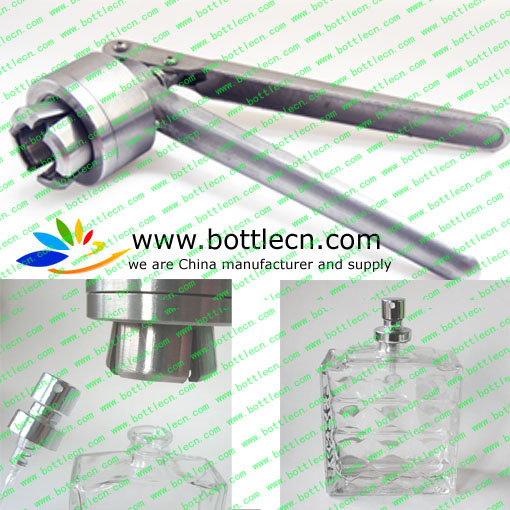 wholesale 20mm crimping clamp for bottles packing machine hand tool