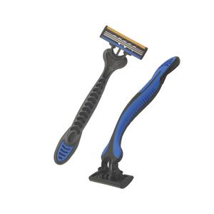 Triple Blade With Lubricant Strip Wholesale Razor Blades Men