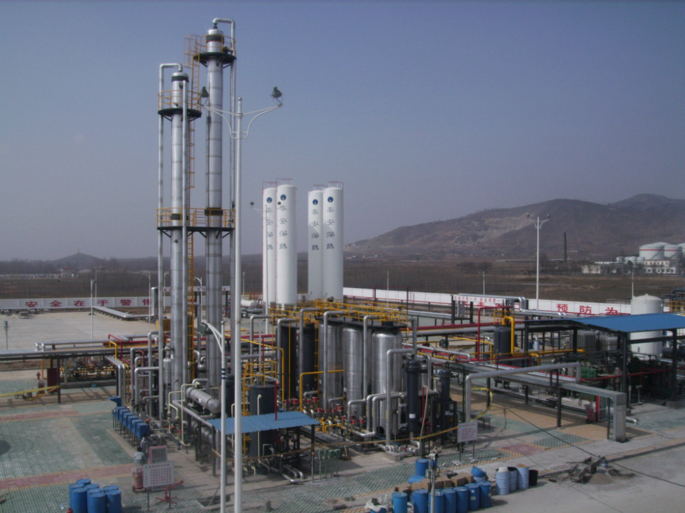 Mini Lng Plant : Small natural gas liquefaction plant manufacturers buy