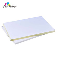 sticker paper a3 sheets 80gsm glossy