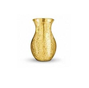 Teleflora's Mercury Glass Royal Vase Gold