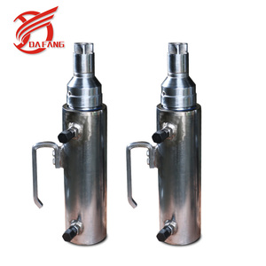 Construction machinery hydraulic jacks export post tension mini hydraulic cylinders