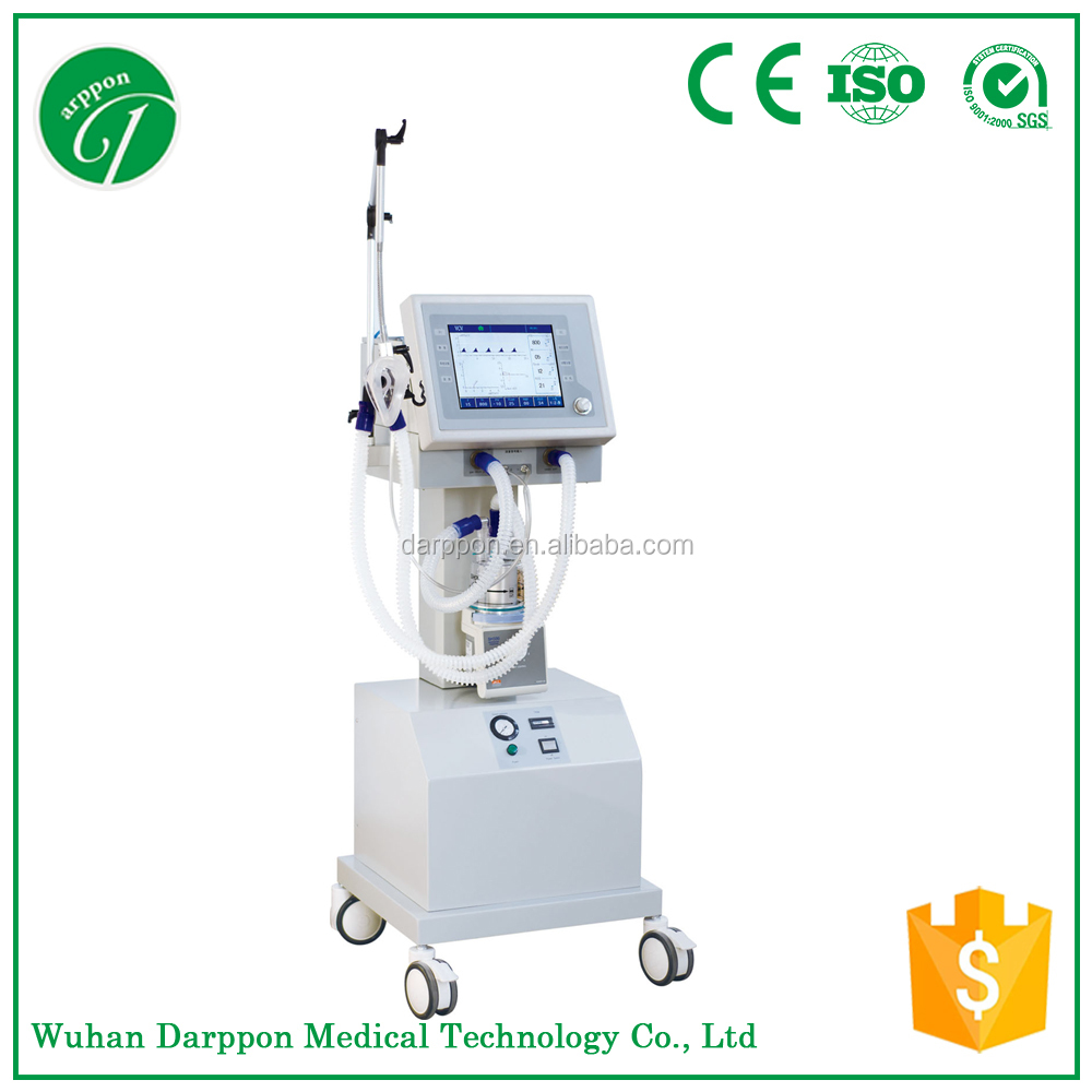 Hospital Treatment Medical ICU Ventilator Price 900BII for Ventilators Breathing Machine