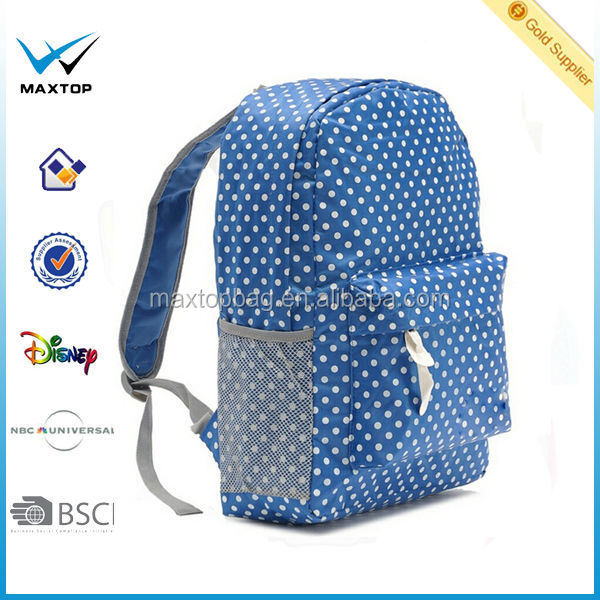 Cool design daypack cute day pack Student backpack