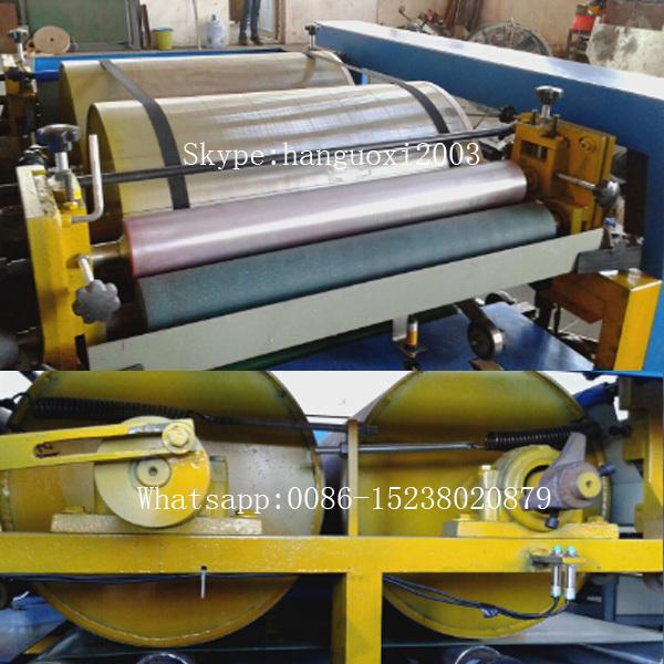 Plastic Bag Flexo Printing Machine Jute Bag Printing