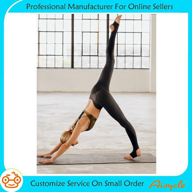 New Model Custom Wholesale Bulk Leggings Yoga Pants For