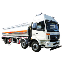 Aluminium Alloy Fuel transport Tank Truck