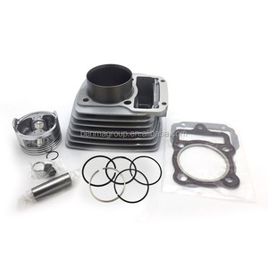 Chongqing motorcycle parts CG 200 motorcycle cylinder piston ring kits on sale
