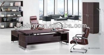 Moderne executive bureau luxe kantoormeubelen f buy