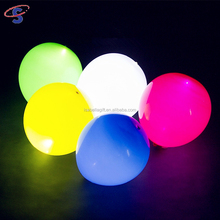 LED Balloon Glow In The Dark led balloon,led flashing balloon,led balloon lights luminous Latex LED balloons