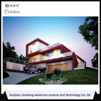 Competitive Price Wholesale Best aluminum summer garden house