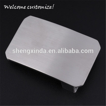 metal belt buckle blank custom your own logo new style buckle