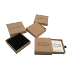 Logo Customization Gift Box Paper Packaging Custom Packing Paper Luxury Gift Packaging Jewlery Box