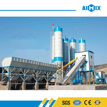 HZS60 Beton mixing equipment price of concrete batching plant germany