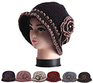 Ladies Designer Hats (72 Pieces) - Ladies Designer Hats. Comes In Beautiful And Trendy Designs. Warm And Cozy. Assorted Colors. Picture For Illustration As Designs May Vary.Assorted One Size Knitted