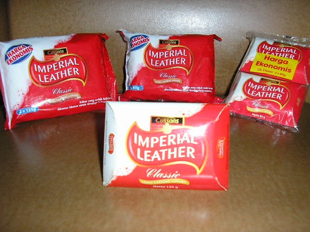 Cussons Imperial Leather Soap Bars
