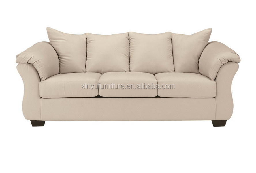 Hotel Single Sofa Chesterfield Chair With Wheels For Sale XYN4095