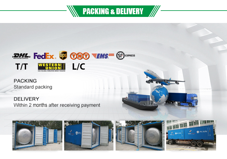 PUXIN Poultry Slaughtering Waste Water Treatment System