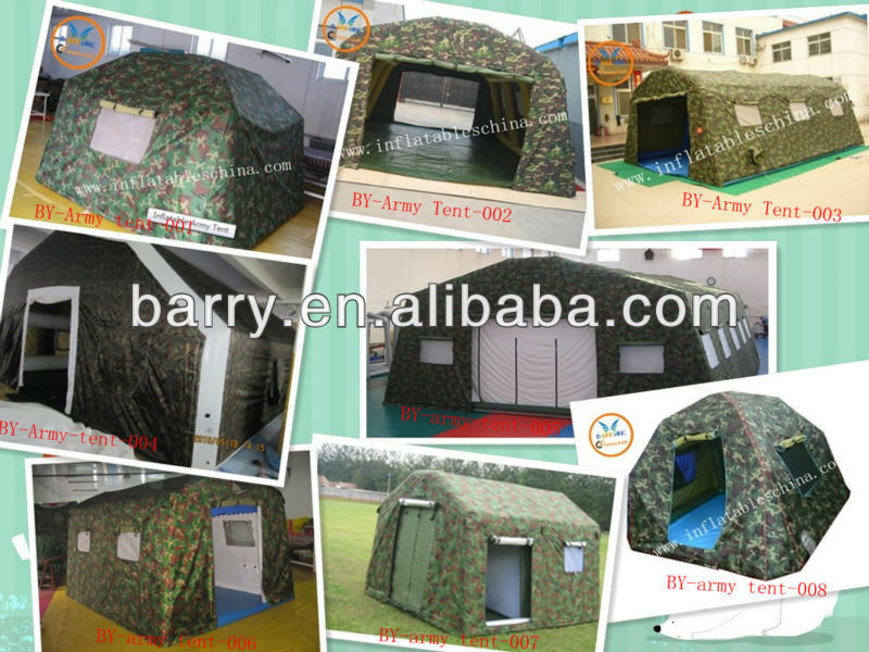 Welcomed Inflatable Air Conditioned Tent For Sale