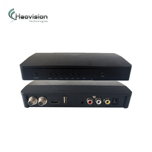 China cable tv good suppliers catv set top box, digital broadcasting equipment(modulator,video encoder,cas/sms)