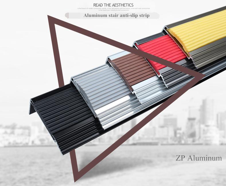 Anti Slip Aluminium Stair Nosing, Anti Slip Aluminium Stair Nosing  Suppliers And Manufacturers At Alibaba.com
