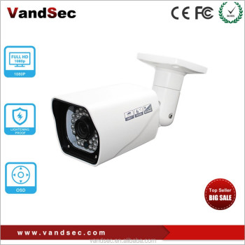 Vandsec New HD-CVI Camera Metal IR Outdoor IP67 1080P CCTV HD CVI camera