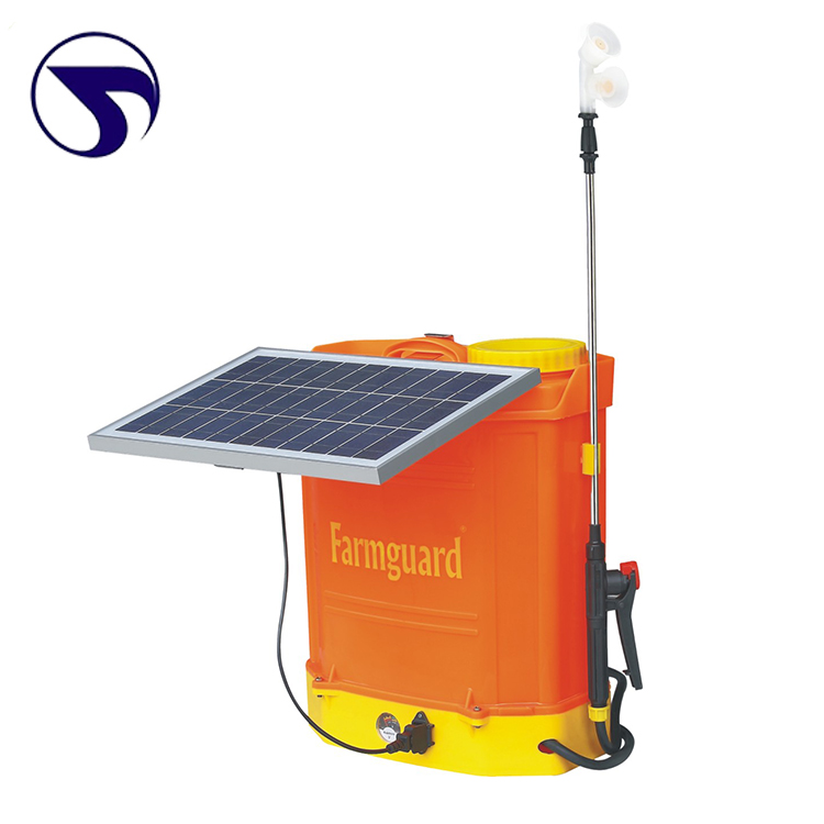 Specialized Production Custom Battery have over charge protective 16 litres knapsack sprayer